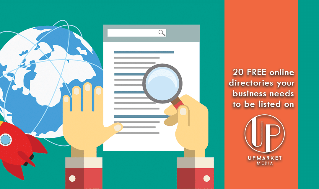 Top 20 Directories Your Business Needs To Be Listed In Online