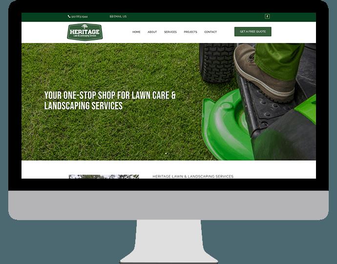 Heritage Lawn & Landscape Services
